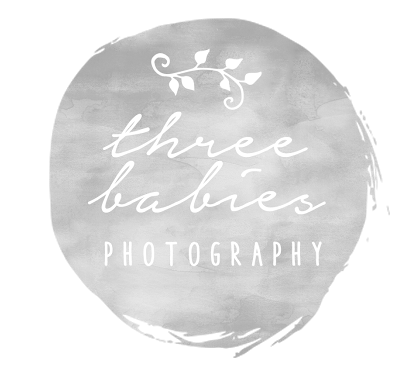 threeBabies Photography welcome image