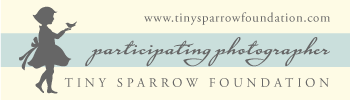 Supporting Photographer of Tiny Sparrow